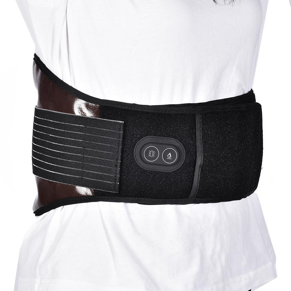 Cordless Lower Back Heat Therapy Wrap - Arganna Skin