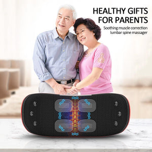 Back massager, back massage relieving low back pain with  back pain stretch - Arganna Skin
