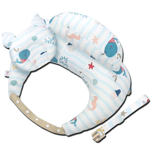 Multifunction Nursing Baby Feeding Pillow, Breastfeeding Infant support pillow for Babies - Arganna Skin