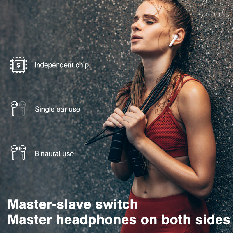LF X15 touch Headphone Wireless Bluetooth 5.0 Earphone Mini Earbuds With Mic charging BOX Sport Headset For iOS/Android Phone