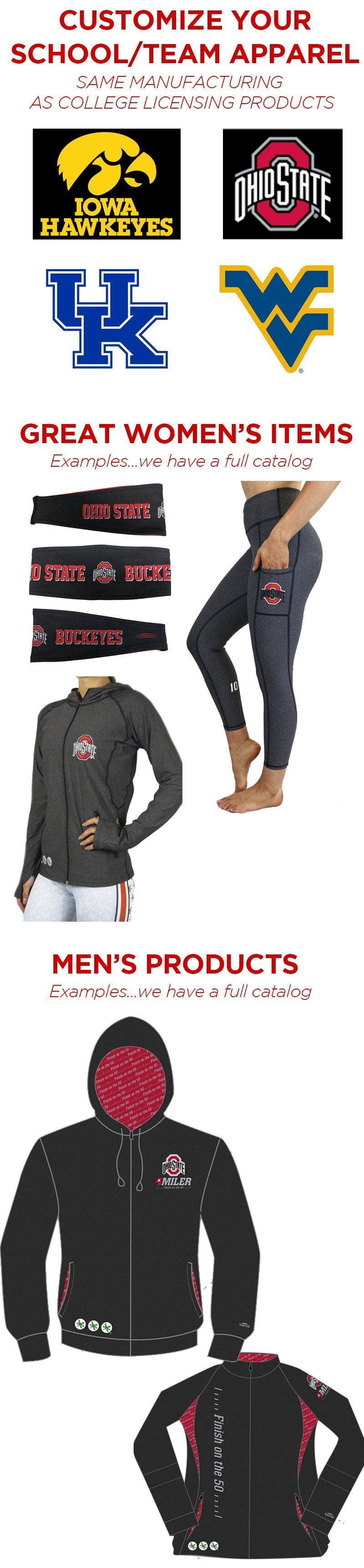 Rally Gear Custom Apparel for Schools and Teams