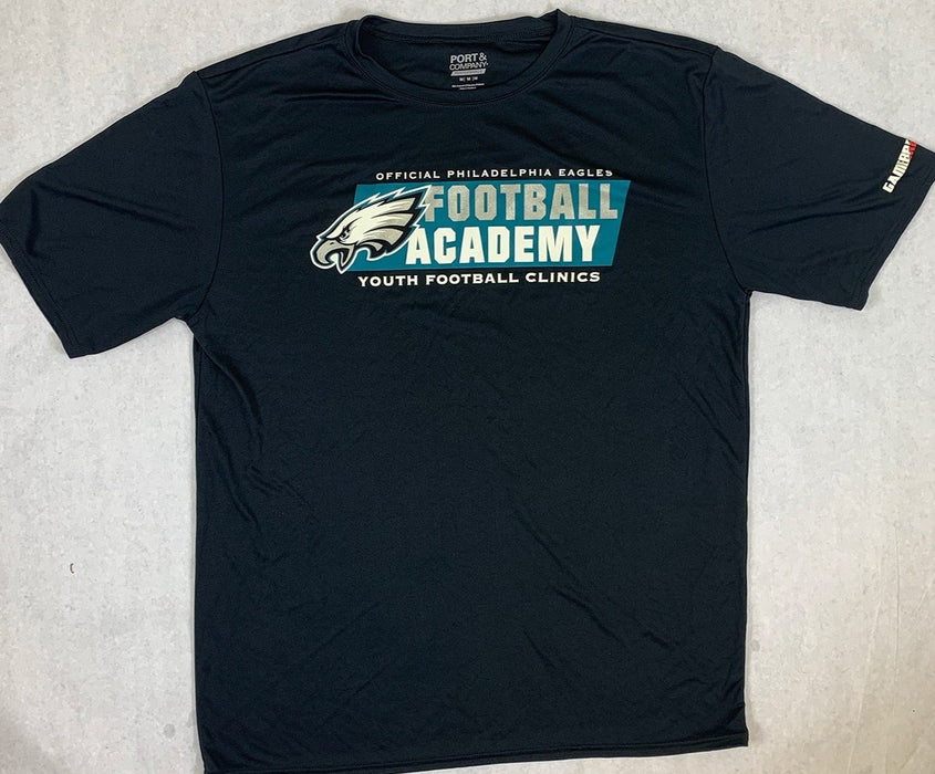 2020 Eagles Academy Dri-Fit Shirt (Black) Top Eagles Academy