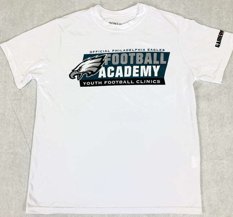 2020 Eagles Academy Dri-Fit Shirt (White) Top Eagles Academy