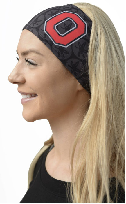 Block O Headband Headband BEND Active