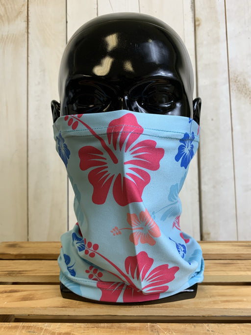 Gaiter - Hawaiian Design Cloth Face Cover BEND Active