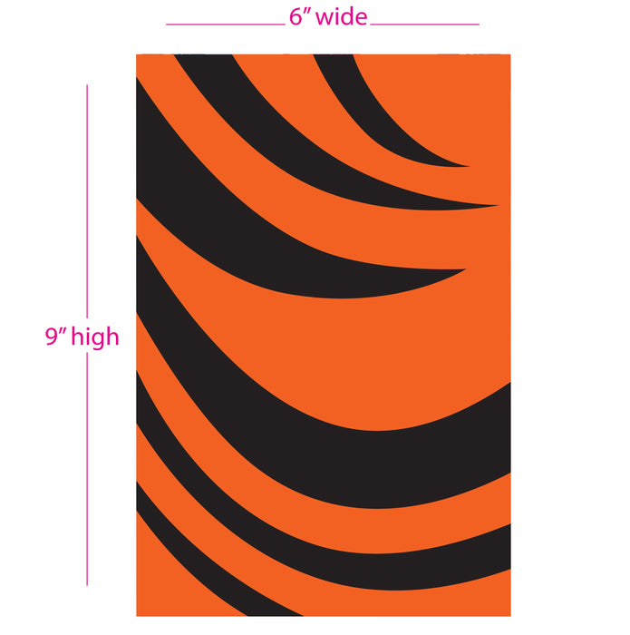 Gaiter - Tiger Print Cloth Face Cover BEND Active