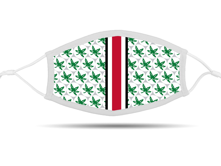 Best Ohio State Buckeye Face Mask