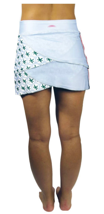 Ohio State Skort (grey) Skort BEND Active