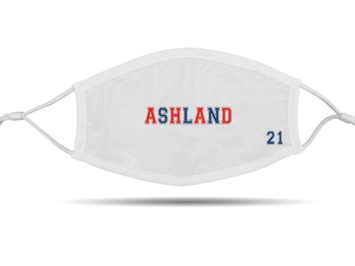 Pre-Sale WHITE Ashland Face Cover Cloth Face Cover BEND Active