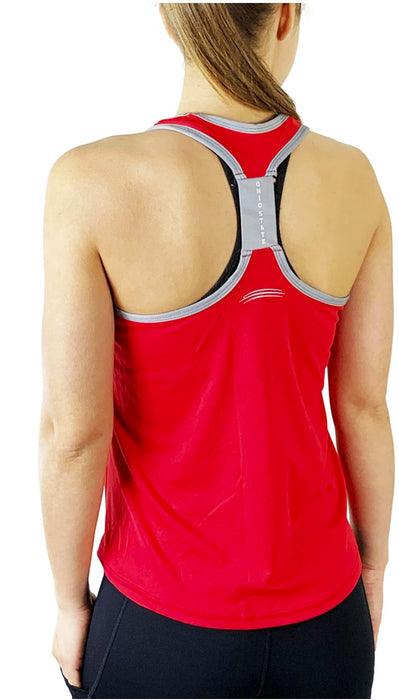 T-Back Tank (Red) - Ohio State Top BEND Active
