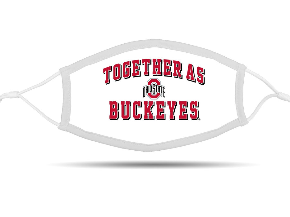 OSU Buckeye Face Mask
