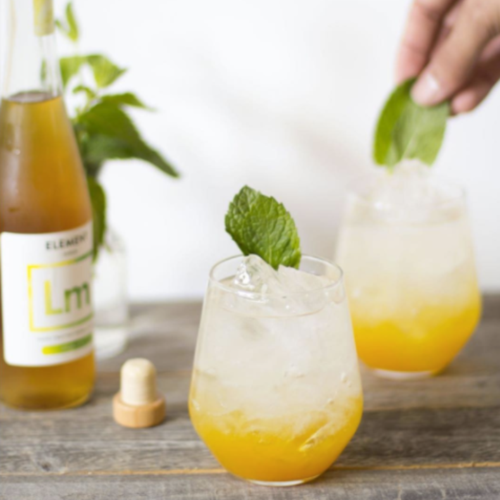 LEMON MINT MIMOSA