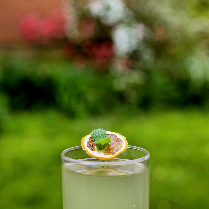 JAPANESE GIN SOUR