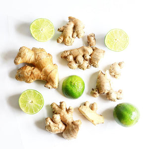 GINGER LIME SHRUB
