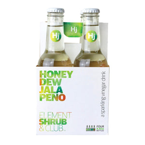 HONEYDEW JALAPENO ELEMENT SHRUB & CLUB®