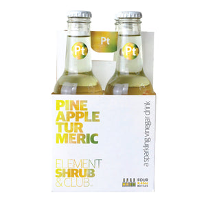 PINEAPPLE TURMERIC ELEMENT SHRUB & CLUB®