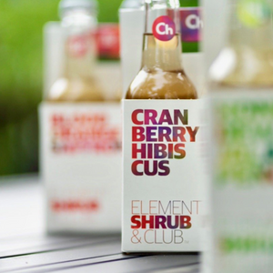 CRANBERRY HIBISCUS ELEMENT SHRUB & CLUB®