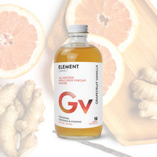 Load image into Gallery viewer, GRAPEFRUIT VANILLA SHRUB