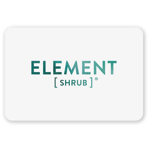 ELEMENT SHRUB GIFT CARD