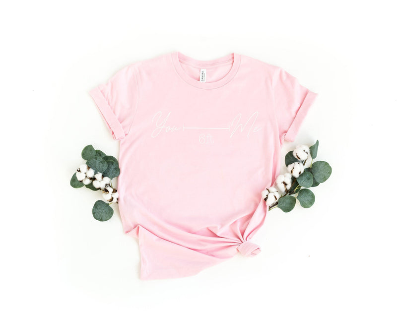 Social Distancing Tee Shirt - Shop Love and Bambii