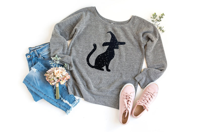 Feline Familiar Sweatshirt