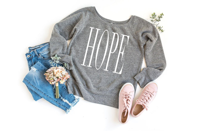 Hope Sweatshirt - Shop Love and Bambii