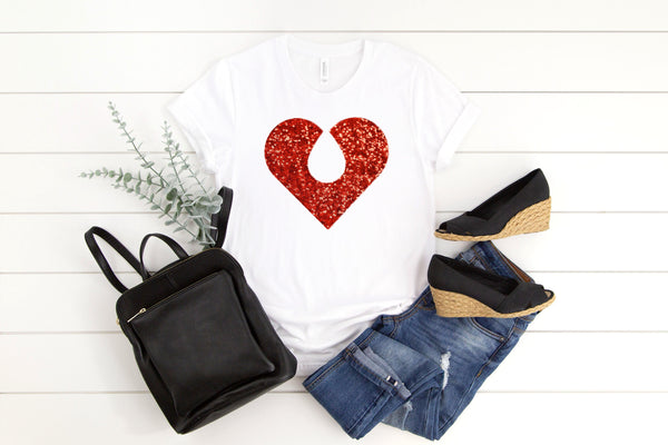 The Quiet Clot Sequin Tee
