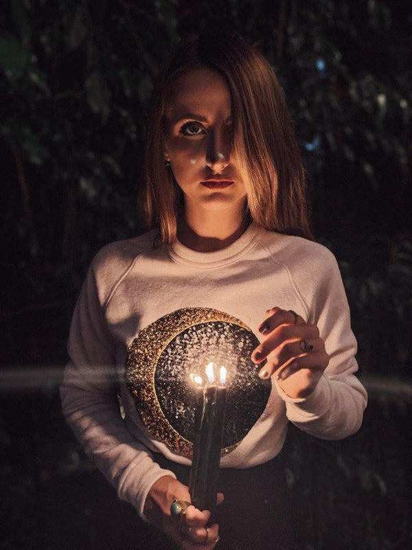Witches Moon Sweatshirt - Shop Love and Bambii