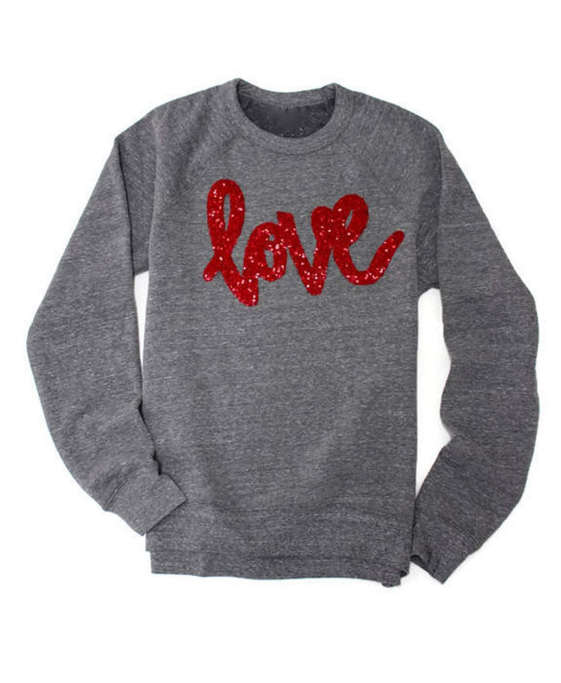 Love Sweatshirt - Shop Love and Bambii