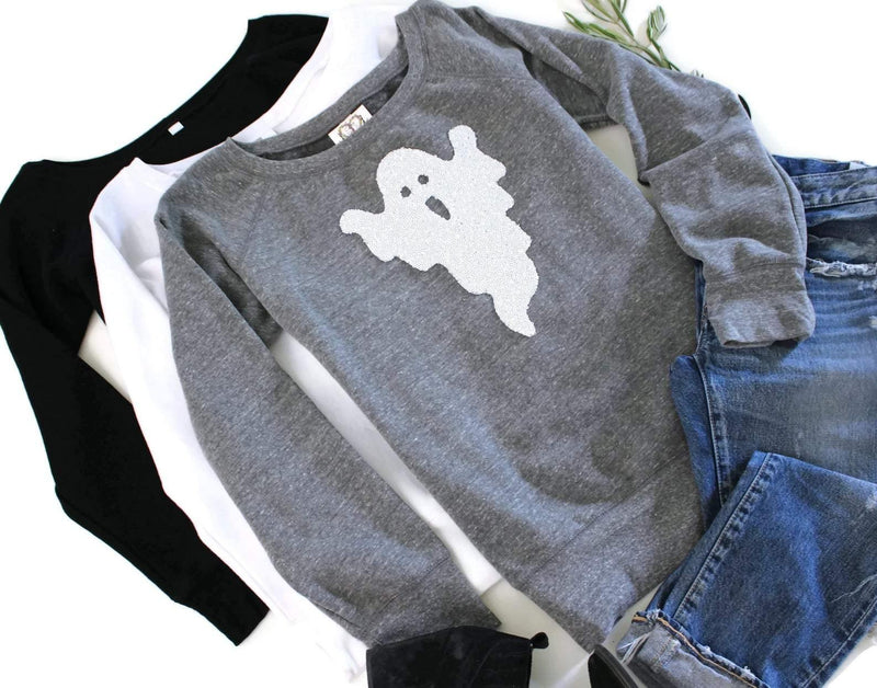 Ghost Sweatshirt - Shop Love and Bambii