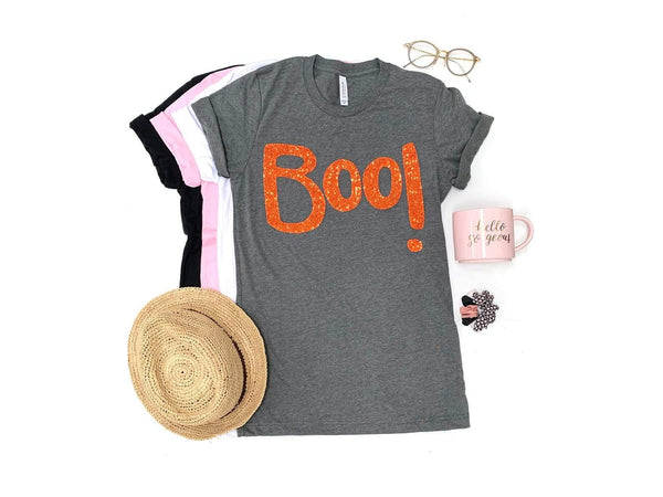 Pre-made Sale Boo Tee Shirt - S