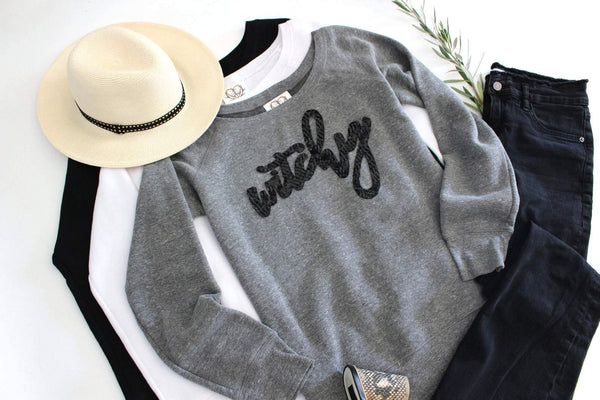 Witchy Sweatshirt - Shop Love and Bambii