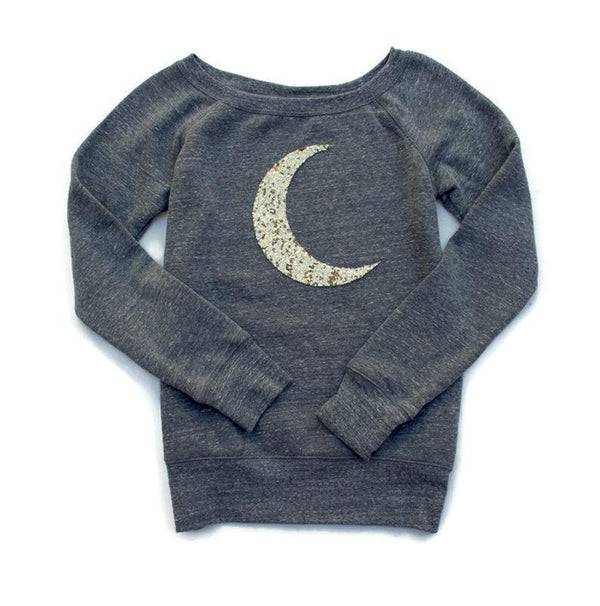 Crescent Moon Sweatshirt