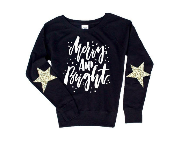 Merry & Bright Sweatshirt