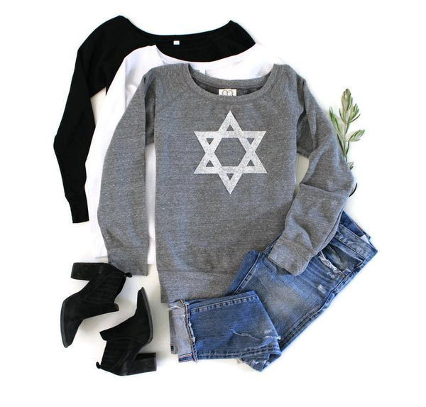 Jewish Start Sweatshirt - Shop Love and Bambii