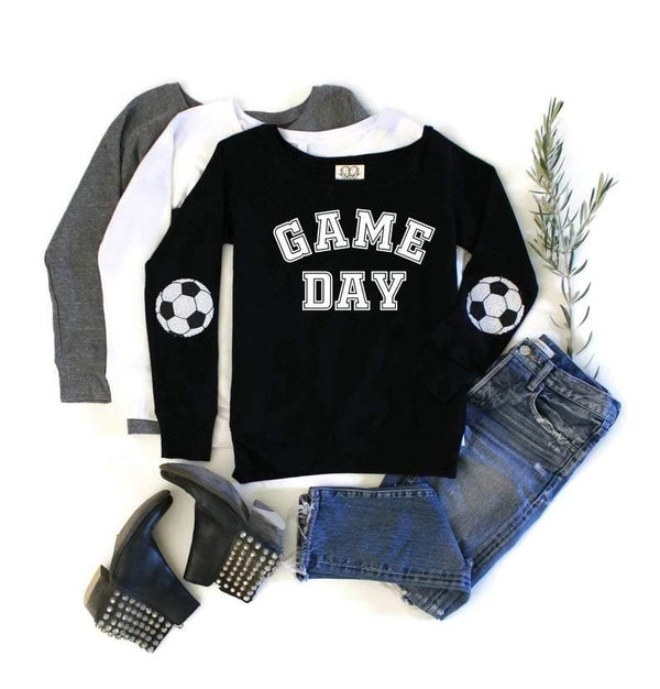Game Day Soccer Sweatshirt - Shop Love and Bambii