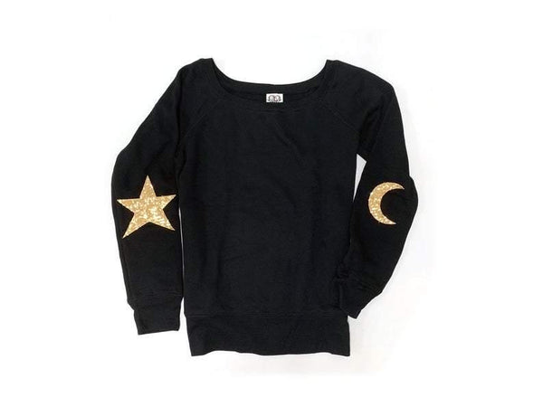 Star + Moon Sweatshirt