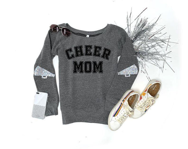 Sporty Cheer Sweatshirt - Shop Love and Bambii