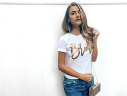 Bride Tee Shirt - Shop Love and Bambii