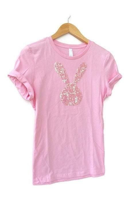 Classic Bunny Tee Shirt - Shop Love and Bambii