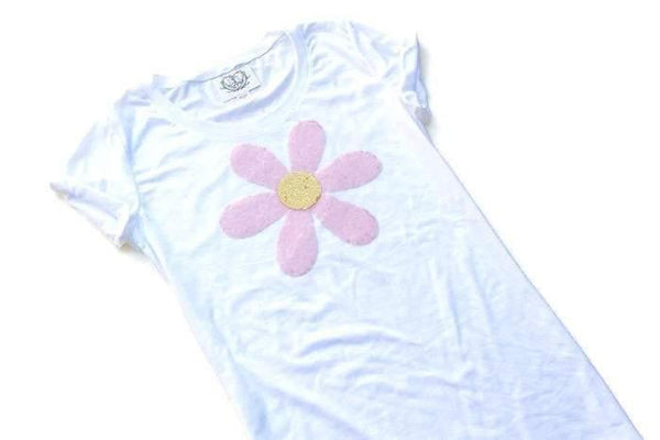 Daisy Tee Shirt - Shop Love and Bambii