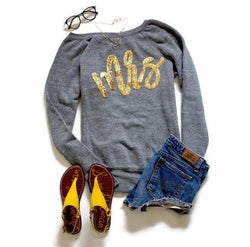 Mrs Sweatshirt - Shop Love and Bambii