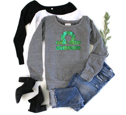 Zodiac Sign Sweatshirt - Shop Love and Bambii