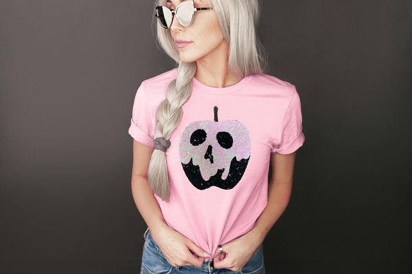 Poison Apple Tee Shirt - Shop Love and Bambii