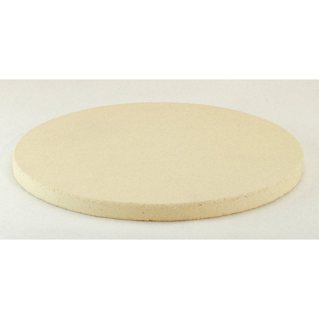 "10"" ceramic pizza or deflector stone"