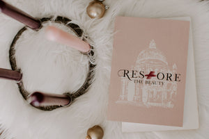 Restore the Beauty Prayer Journal