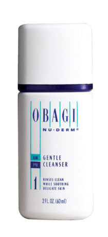 Nu-Derm Gentle Cleanser 2 fl oz