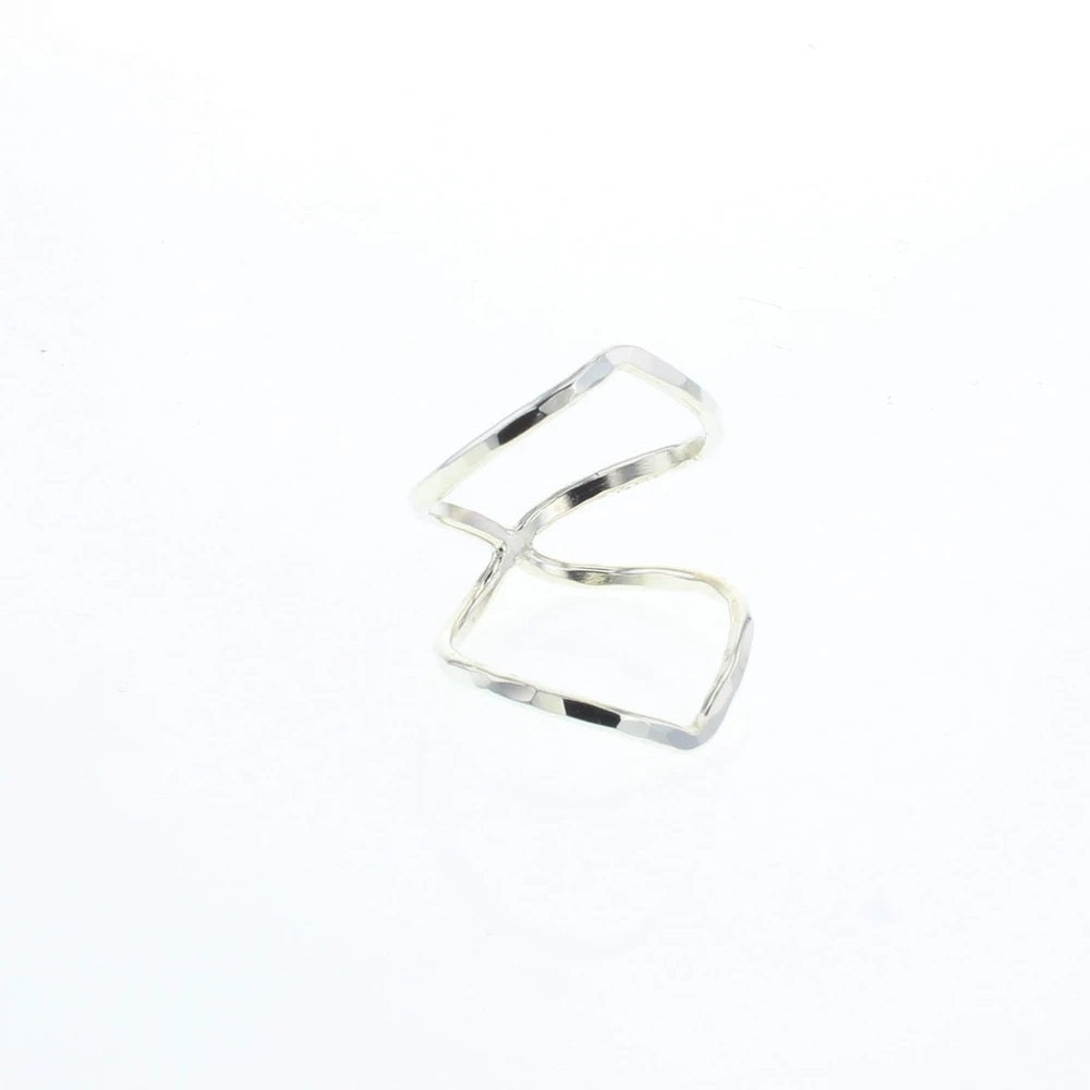 Silver Ines Ring