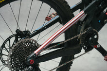 Load image into Gallery viewer, American Flag on Santa Cruz Megatower Seat Stays