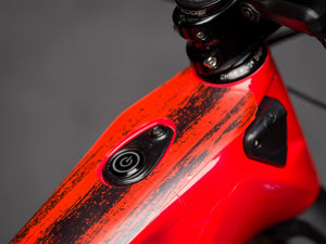 A Marcoux Photographer series Top Tube and Headset